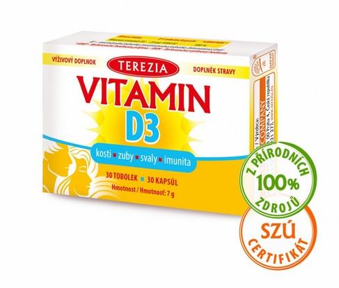vitamín D D3